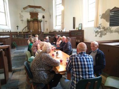 Koffie-bijeenkomst Lioessens