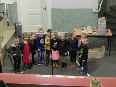 Kerst school Lioessens 2017